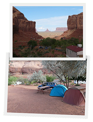 Goulding Lodge Campground1